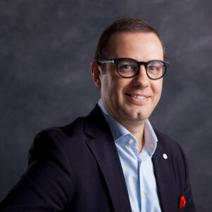 Maciej Gnyszka - współzałożyciel Pracowni Synergii